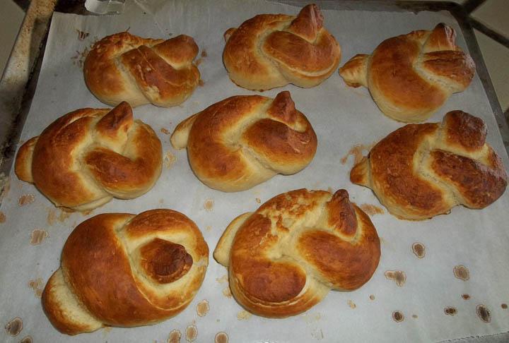 pretzels done